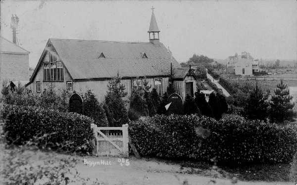 The Old St. Marks - The Tin Tabernacle